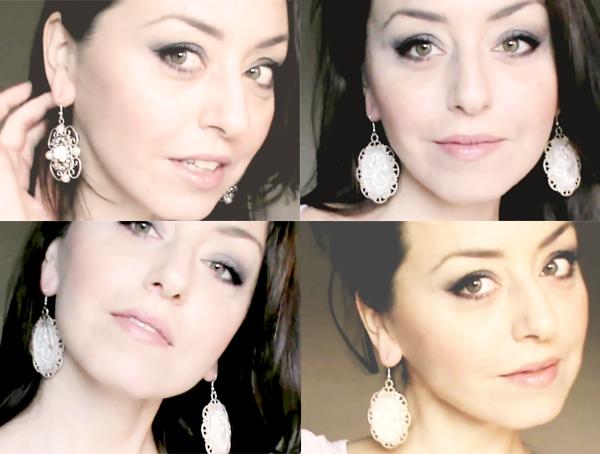 La sposa oculata: orecchini Donange Bijoux