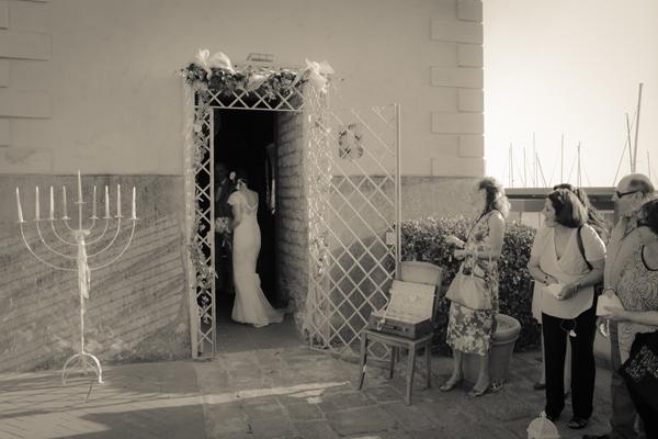 buste economiche per coriandoli di matrimonio