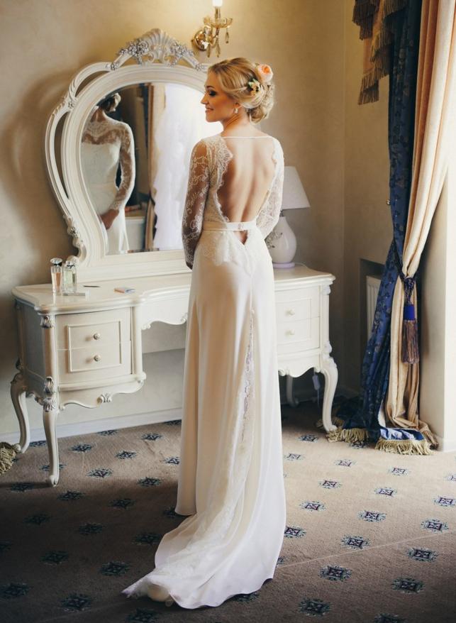 regole abito da sposa