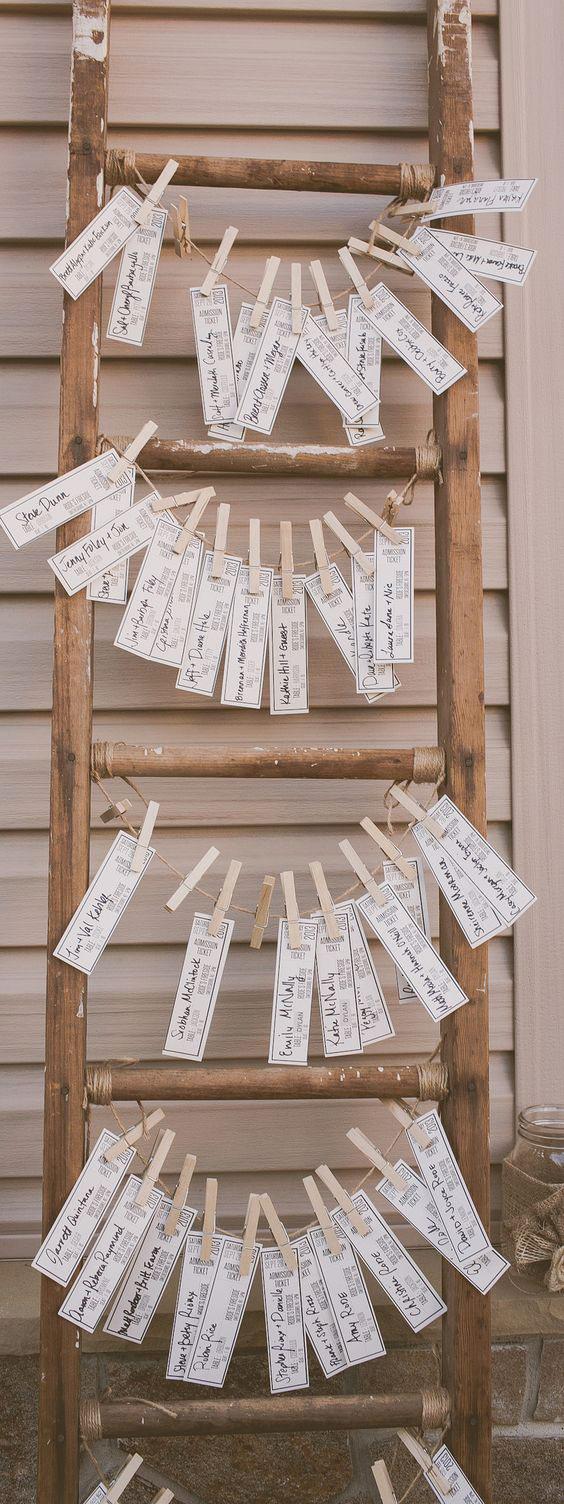 tableau mariage con i tag
