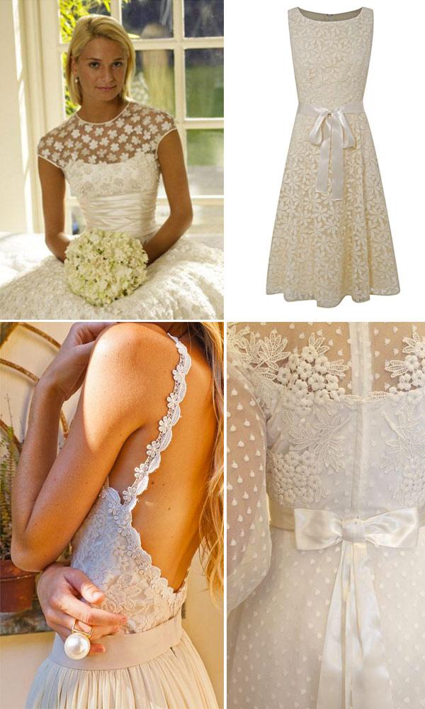 abito da sposa matrimonio margherite