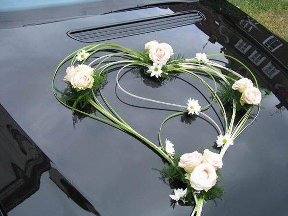 come addobbare l'auto degli sposi