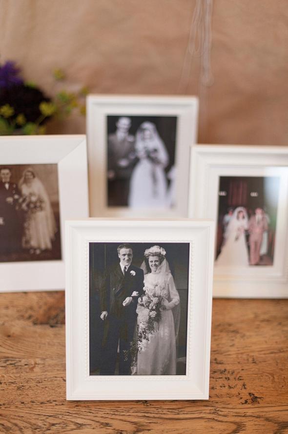 tableau mariage originale con foto