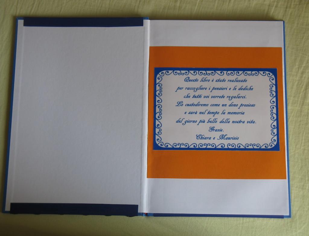 guestbook per matrimonio a tema Disney