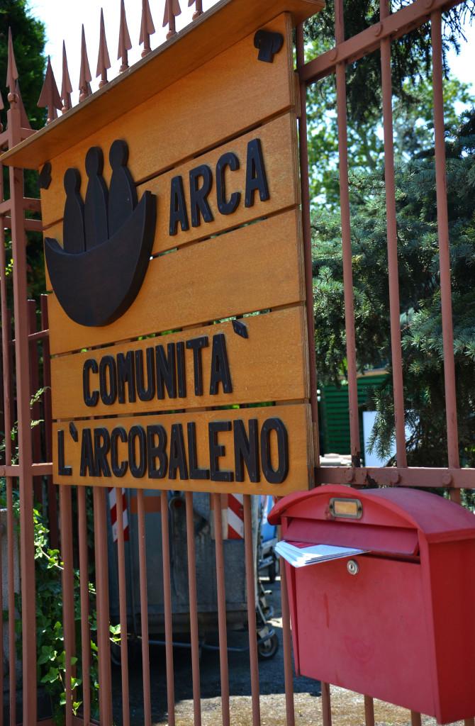 arca comunità