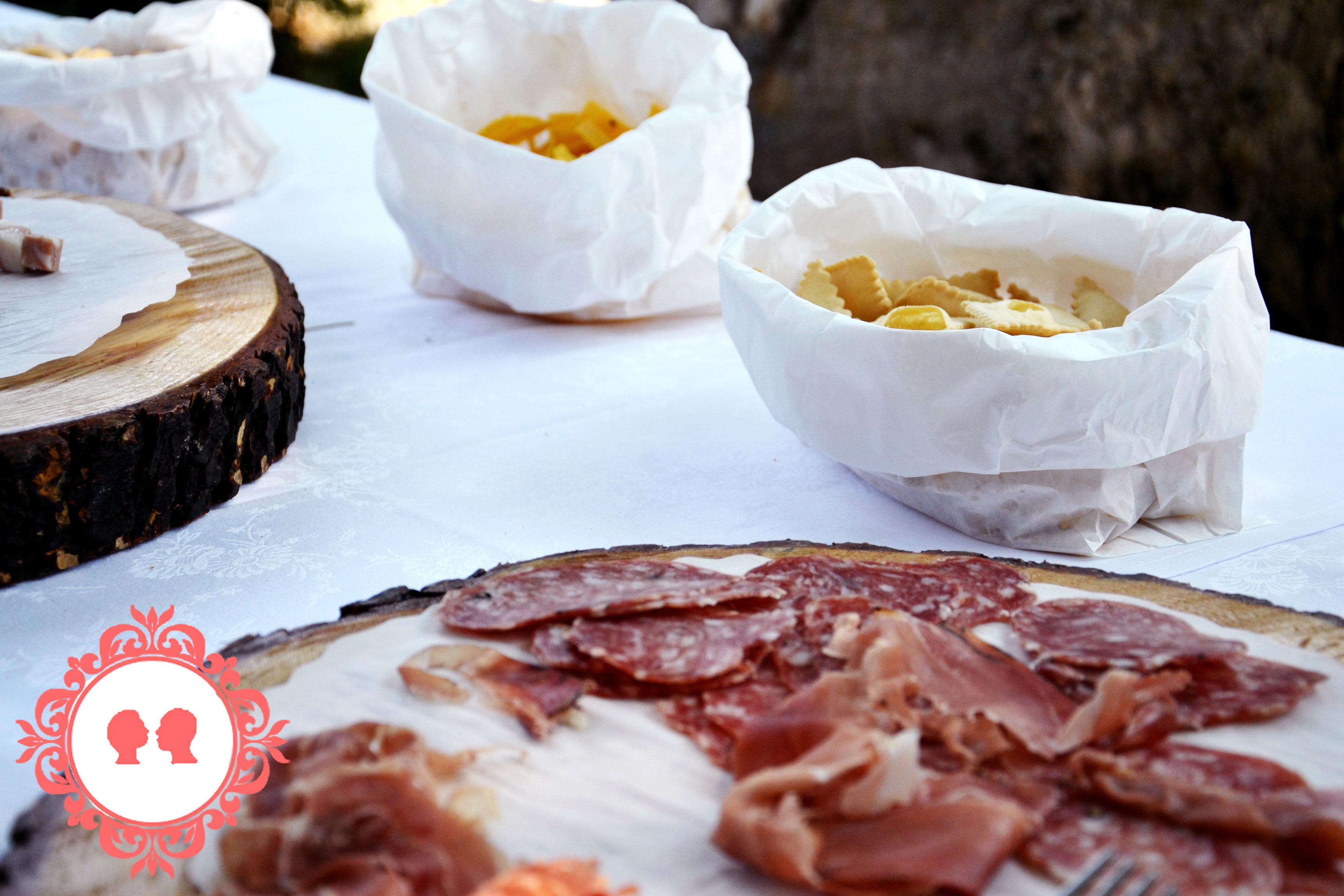 buffet matrimonio solidale a Bologna in Comunità
