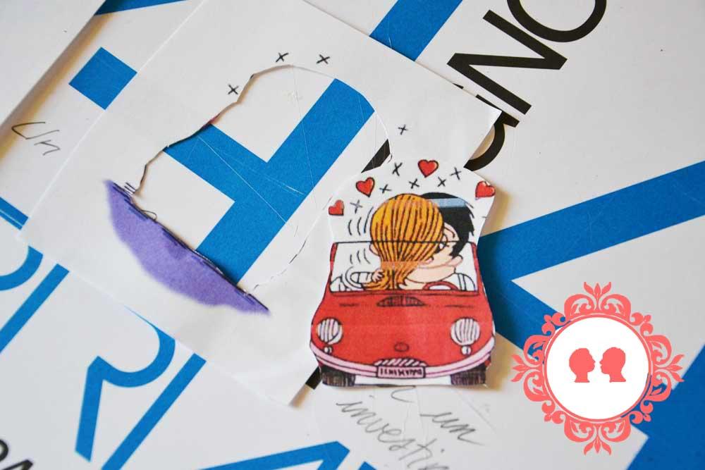 busta porta soldi matrimonio tutorial