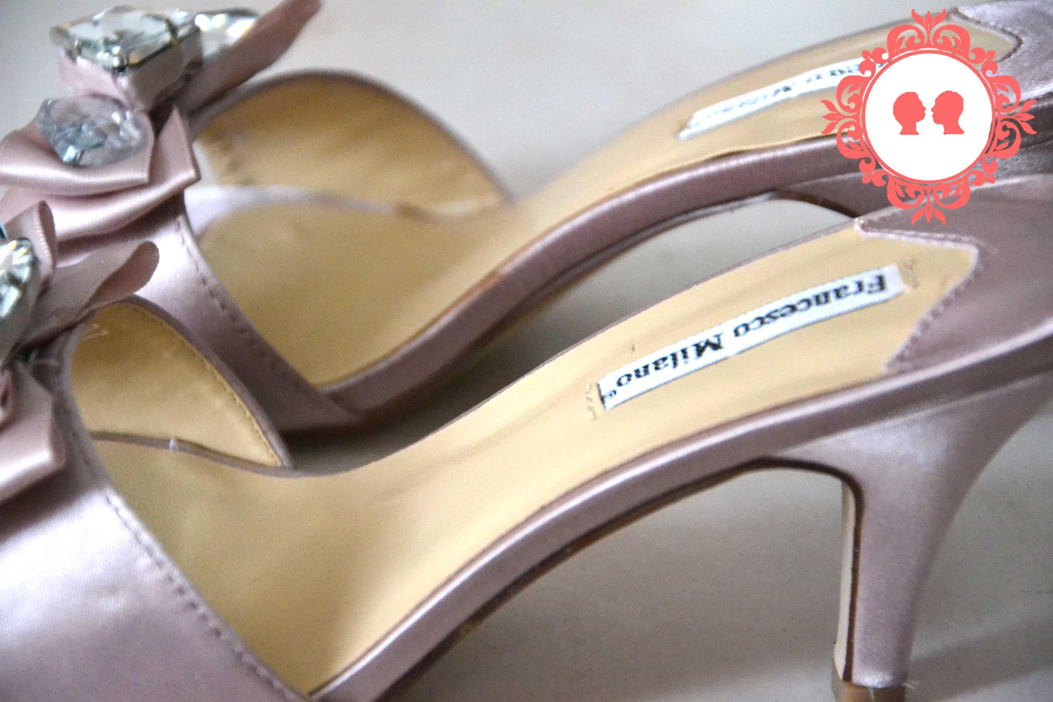 scarpe da sposa low cost comode francesco milano