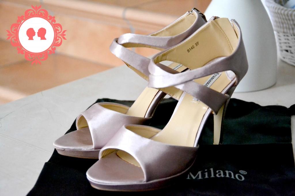 scarpe da sposa low cost