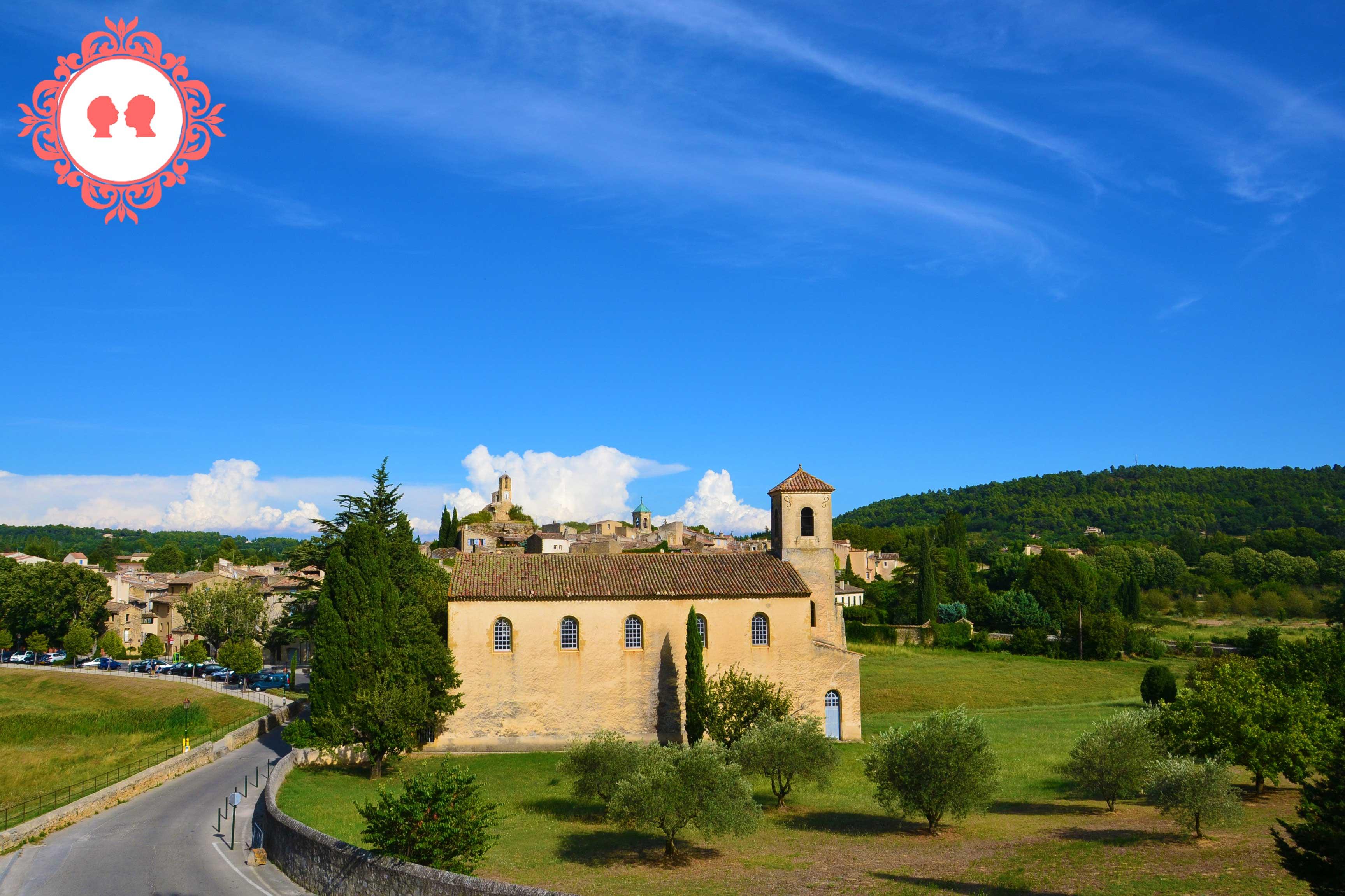 cosa vedere in Provenza: particolare del Castello di Lourmarin