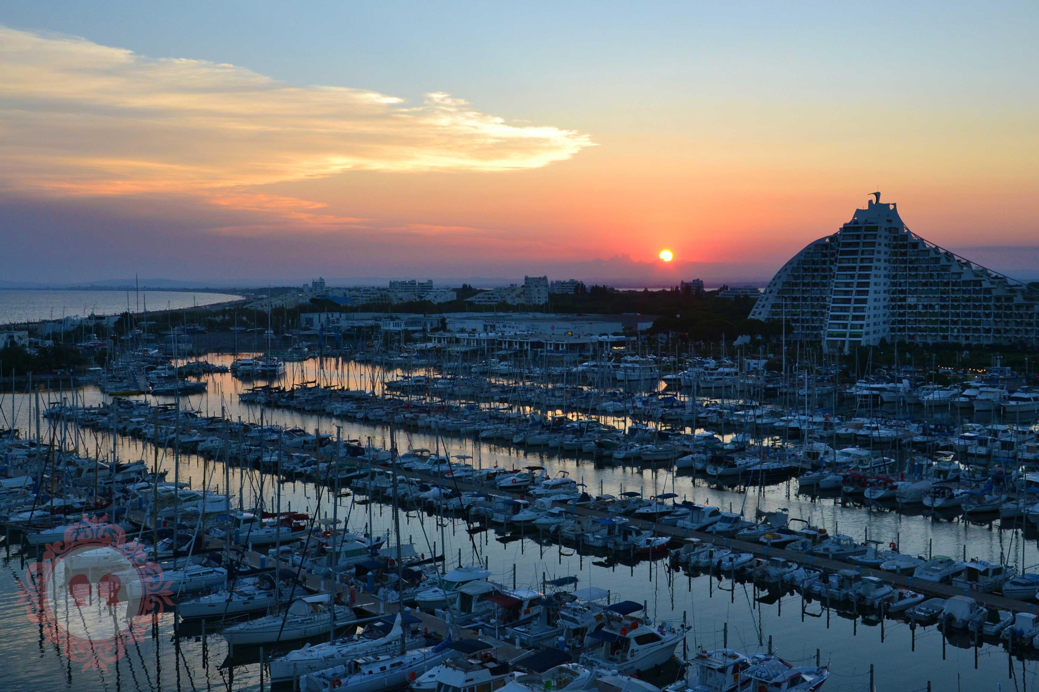 cosa vedere in Provenza: La grande Motte Port