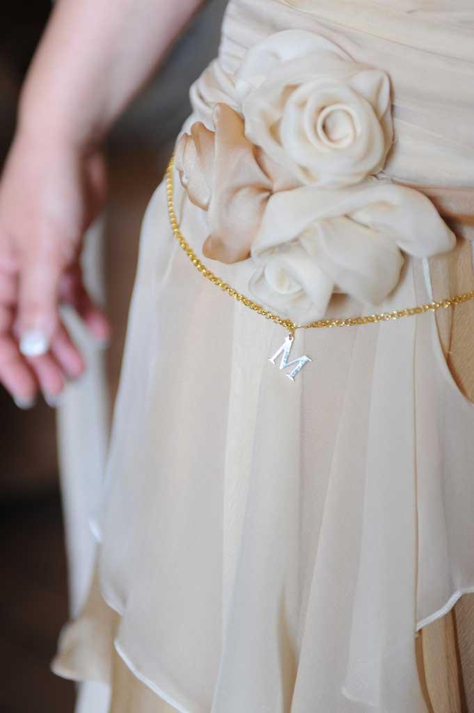 abito da sposa personalizzato