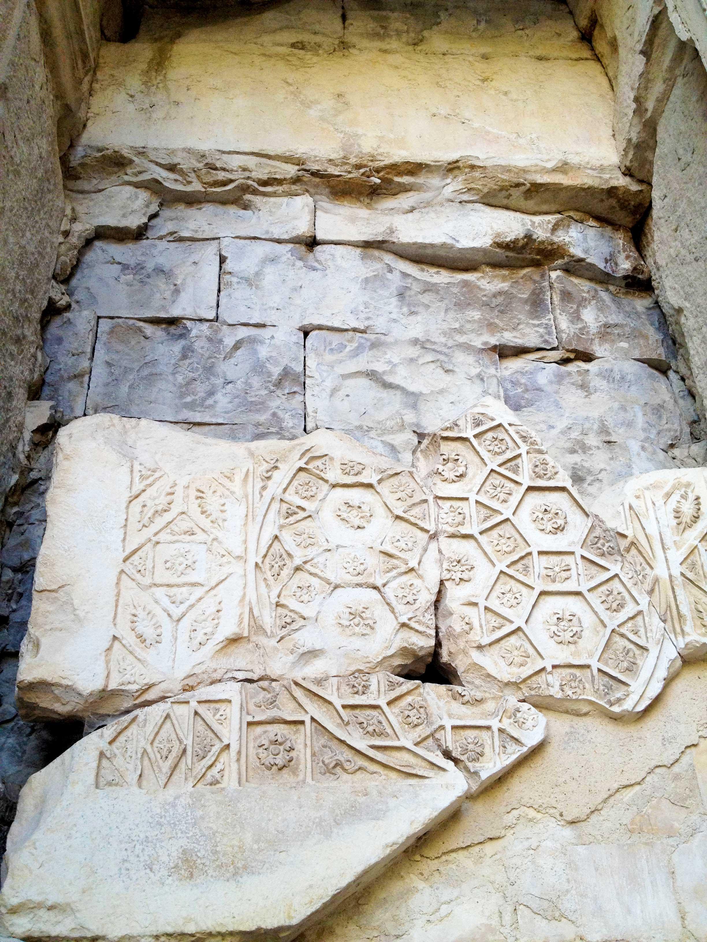 Jardins de la Fontaine: il tempio di diana
