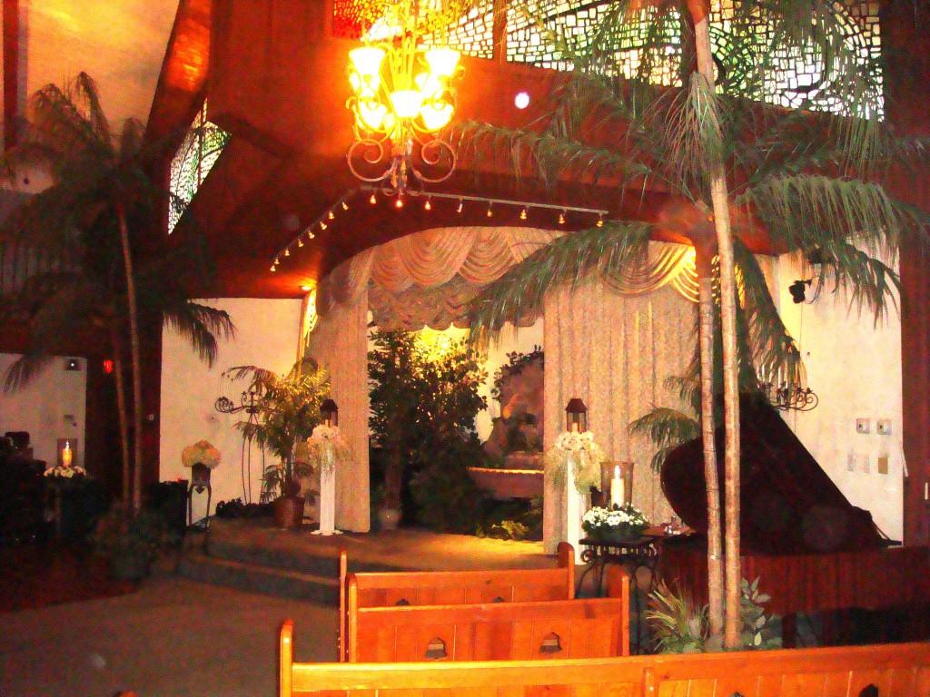 matrimonio low cost estero: cappella a Las Vegas