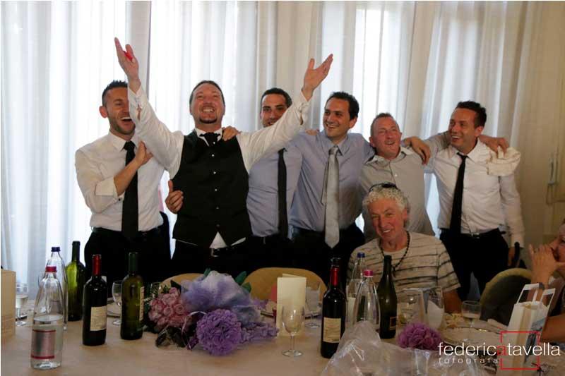 amici dello sposo
