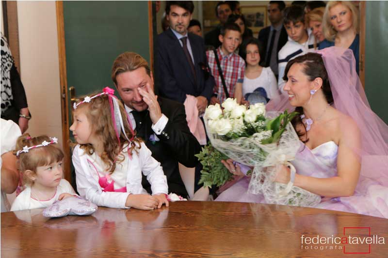 matrimonio con figli