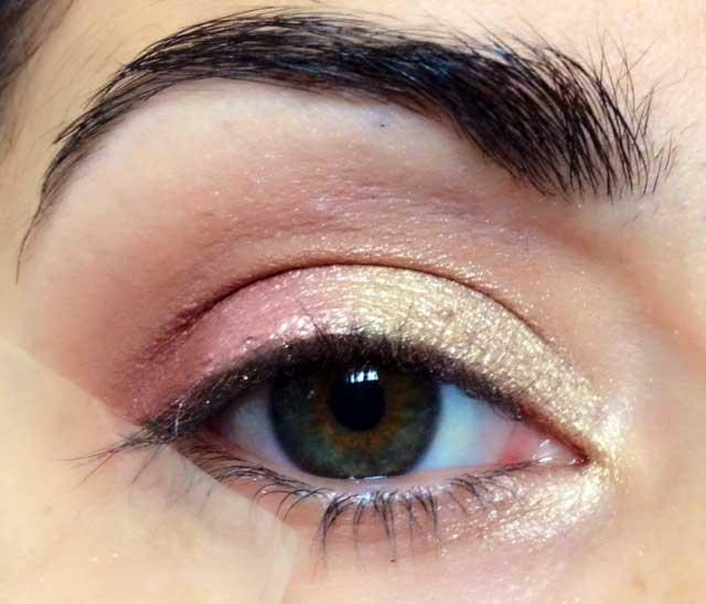 tutorial makeup sposa occhi azzurri
