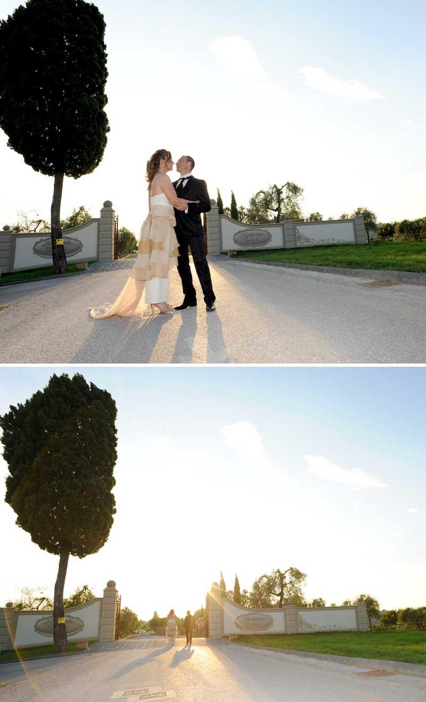 matrimonio in agriturismo toscano