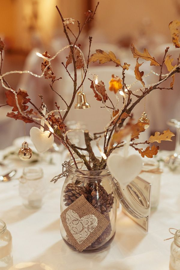 Matrimonio In Inverno Idee : Centrotavola matrimonio in inverno idee low cost sr