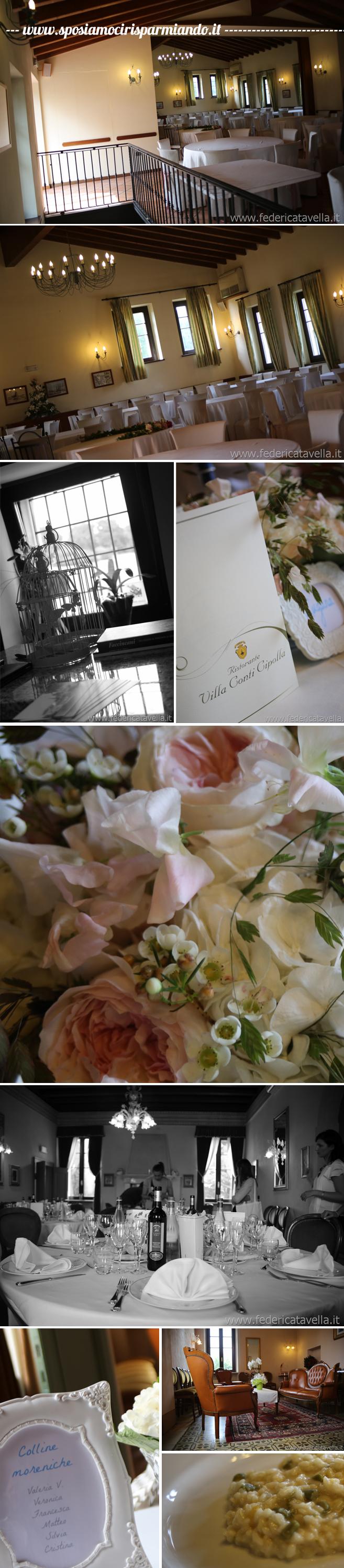 matrimonio perfetto, Villa Conti Cipolla
