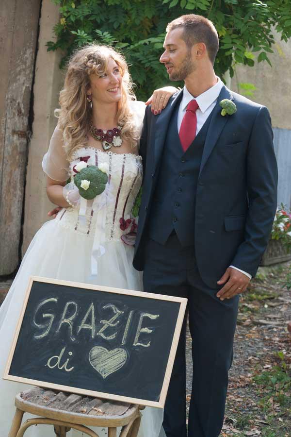 matrimonio in campagna: Arianna e Marco