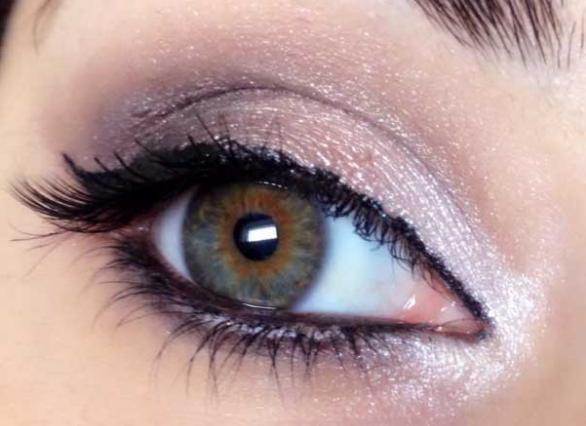 makeup sposa occhi marroni