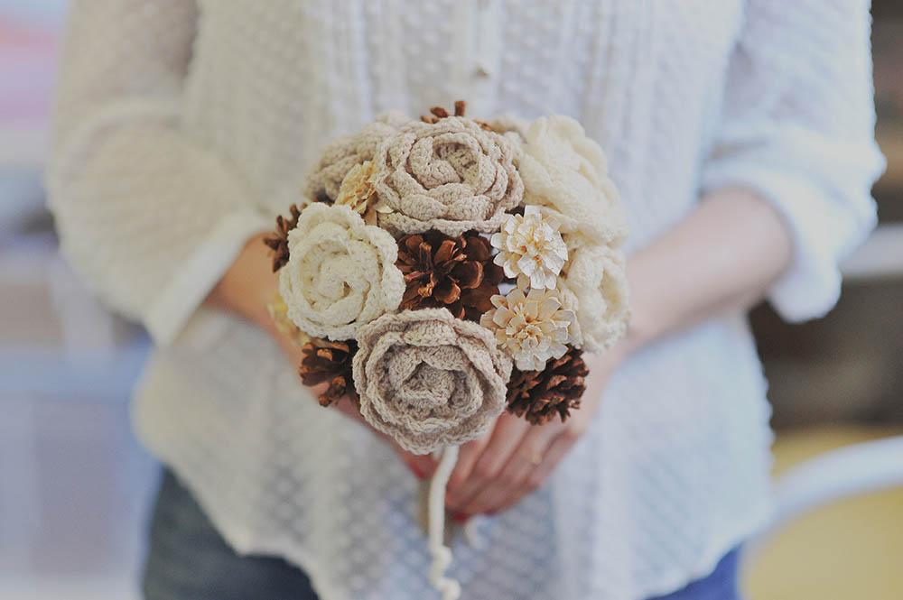 Matrimonio Tema Uncinetto : Matrimonio invernale idee creative con la lana sr
