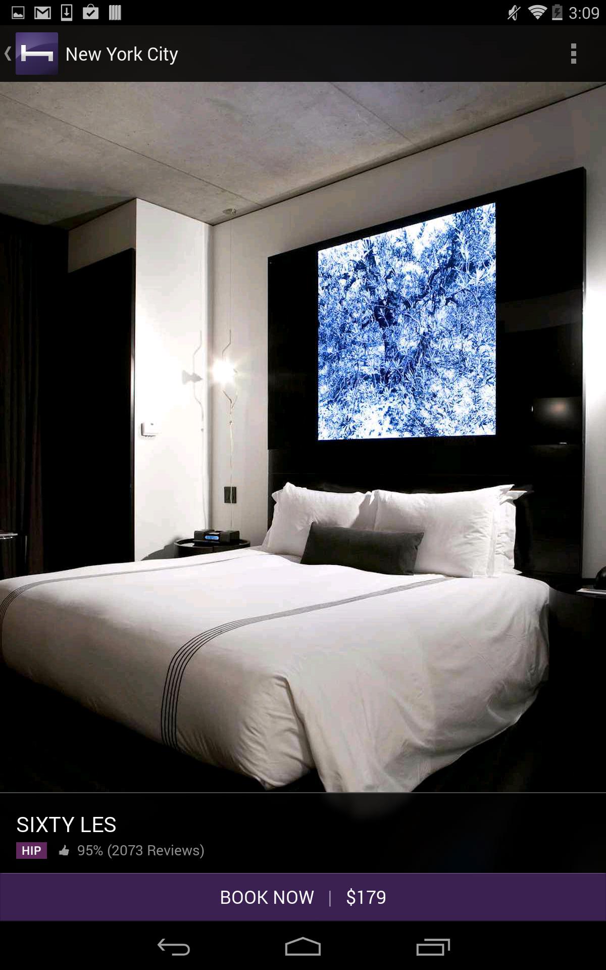 Viaggiare da soli a basso costo con HotelTonight