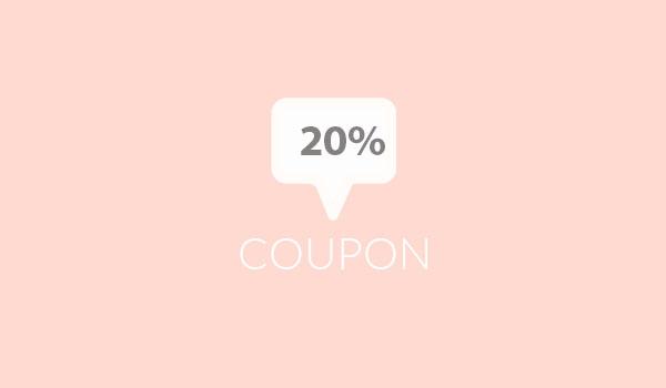 coupon 20