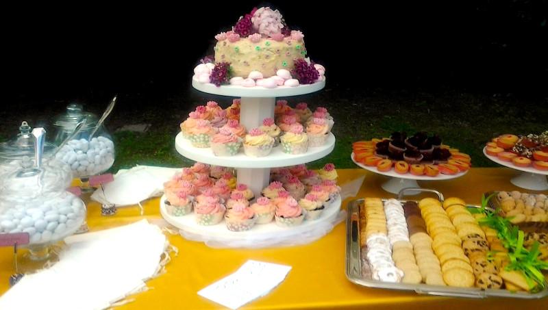 i CupCakes e le torte nuziali bio di Dulcinea di Pistoia