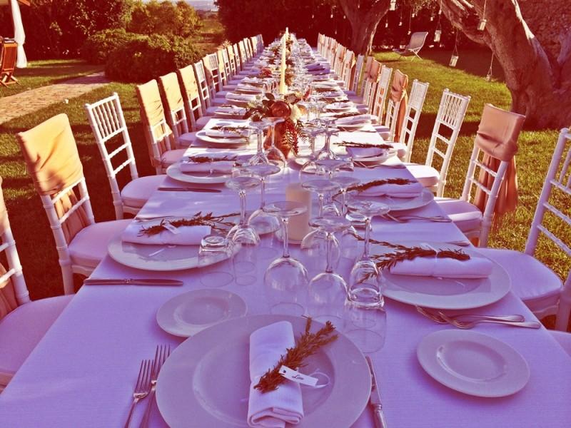 Catering matrimonio nella provincia di Lecce