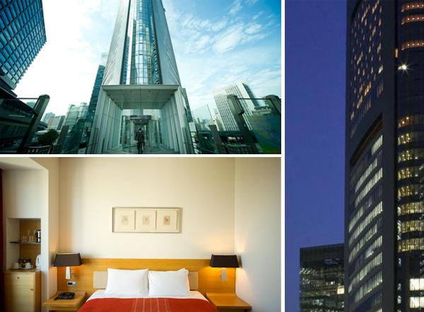 Viaggio di nozze Giappone: Park Hotel di Tokyo