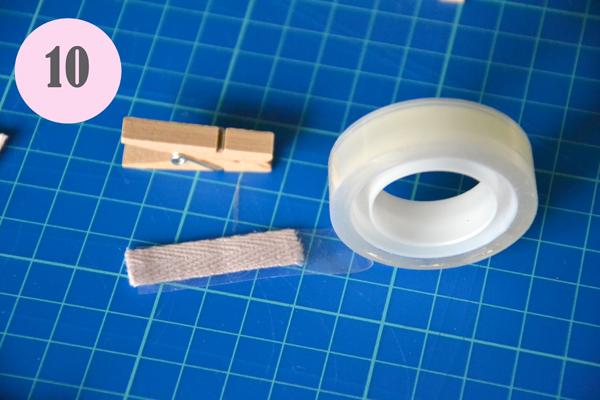 tutorial sacchetti confetti fai da te shabby chic