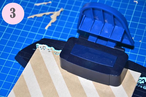 sacchetti confetti fai da te con le buste craft