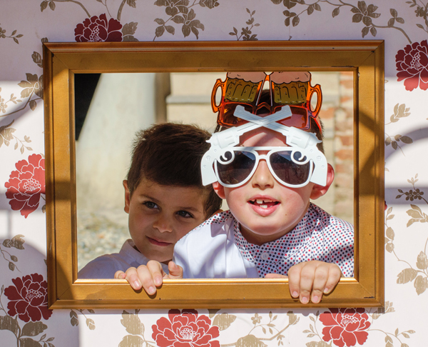 photo booth matrimonio low cost