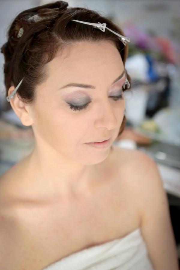 Trucco sposa make up artist anni 30