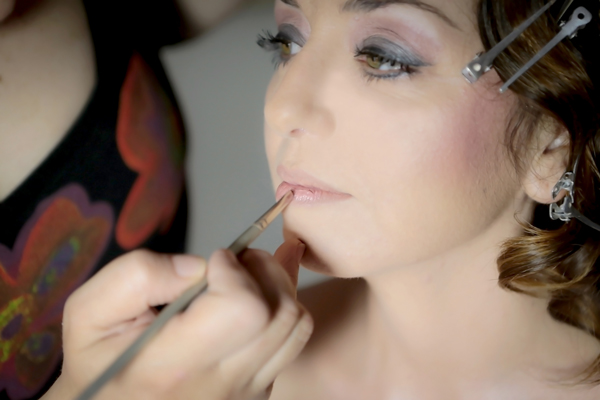 Trucco make up artist sposa matura