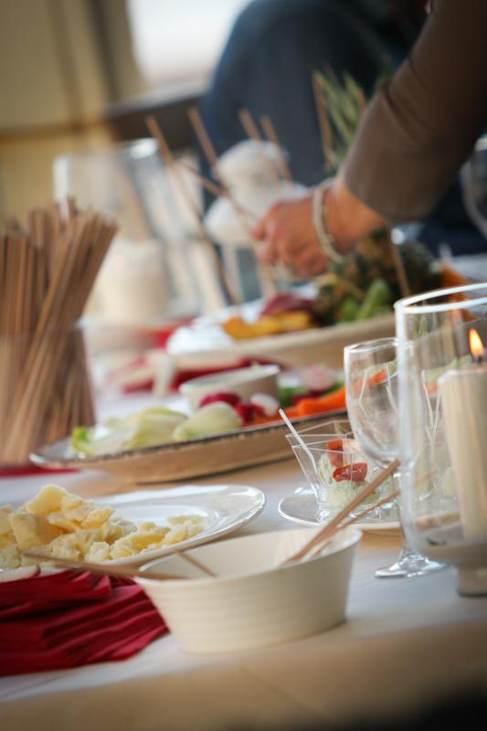 aperitivo menù matrimonio