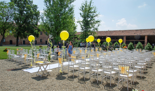 Fiori matrimonio: alternative originali e low cost con i palloncini