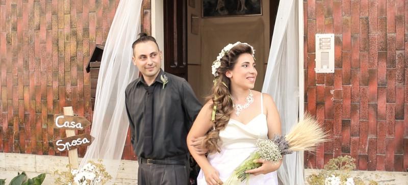 Matrimonio Nel Bosco Toscana : Matrimonio nel bosco green con fiori di campo e cibo a km