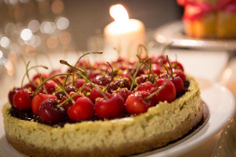 torta nuziale a un piano