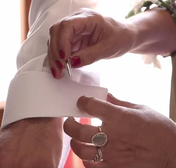gemelli sposo per matrimonio green
