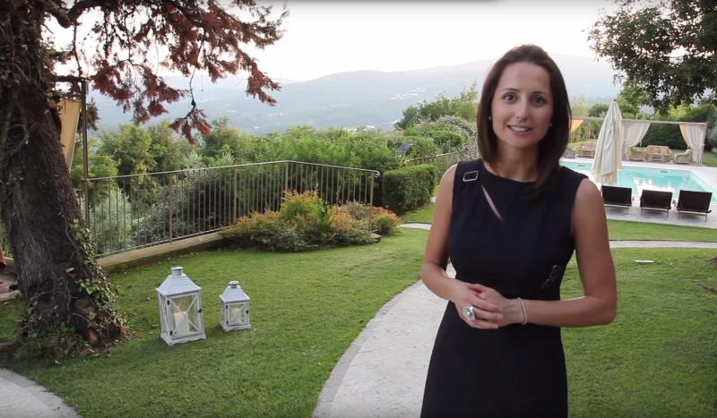 recensione Villa Giorgia, Pistoia
