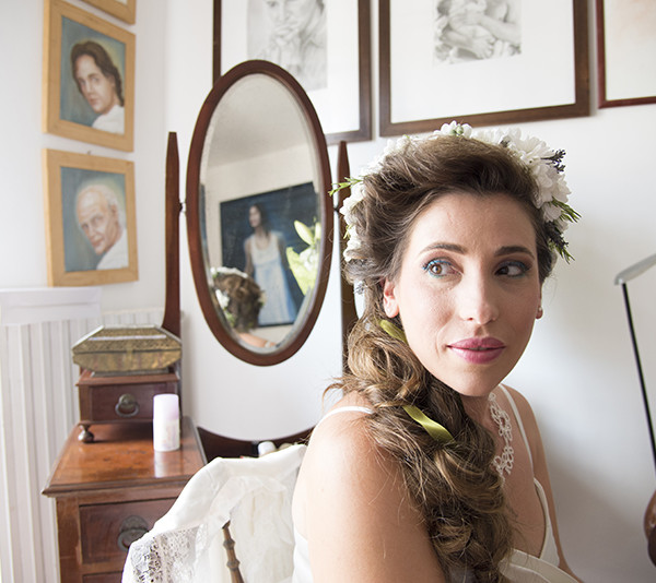 spesso 18 Acconciature sposa capelli lunghi per risparmiare | SR blog OM63