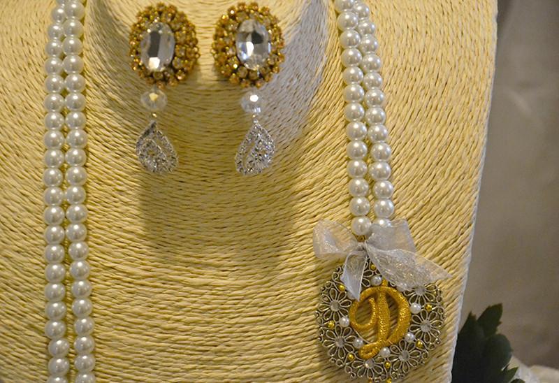 Pistoia wedding open day: gioielli artigianali fatti a mano per la sposa Donange Bijoux