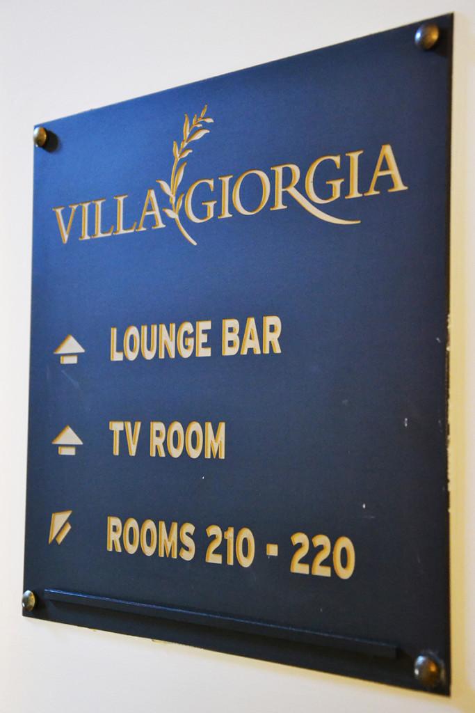 reportage Pistoia wedding open day in Villa Giorgia