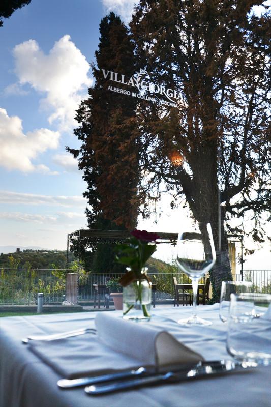 Pistoia wedding open day ne La Veranda di Villa Giorgia