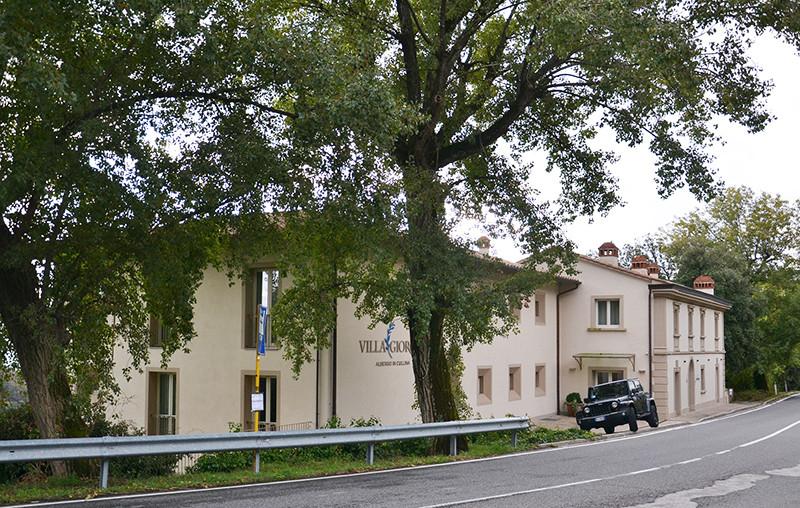 Pistoia wedding open day in Villa Giorgia