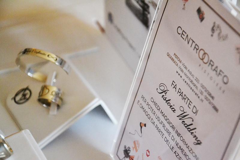 Pistoia wedding open day: centro orafo
