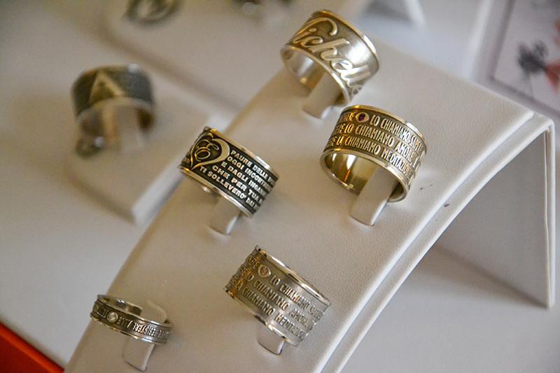 Pistoia wedding open day: gioielli personalizzati su misura centro orafo